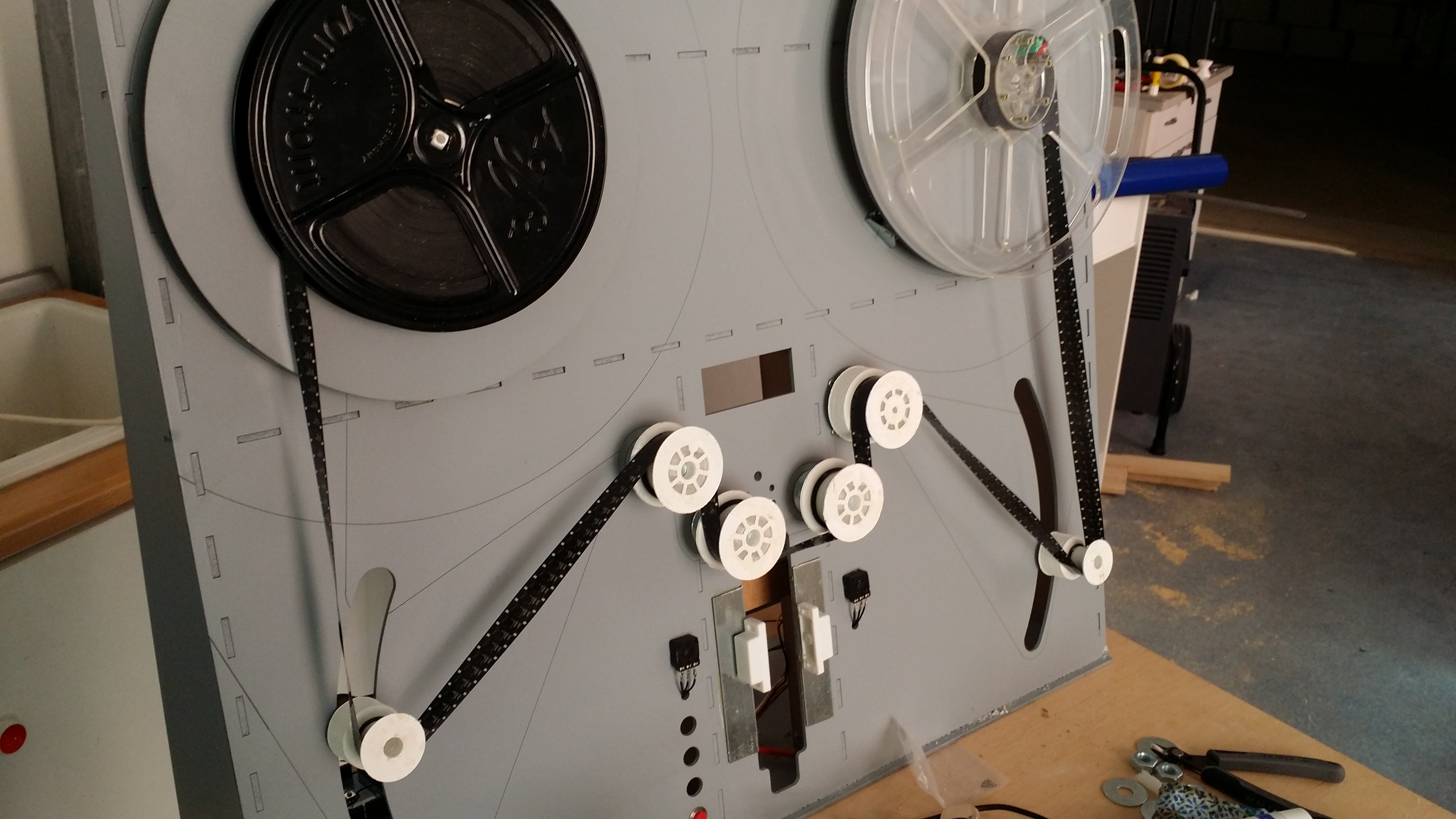 Film Scanner Movie Wiring Harness Loop